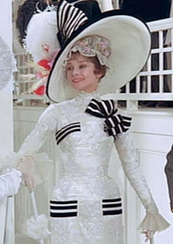 Audrey Hepburn's iconic Ascot dress from My Fair Lady - 4
