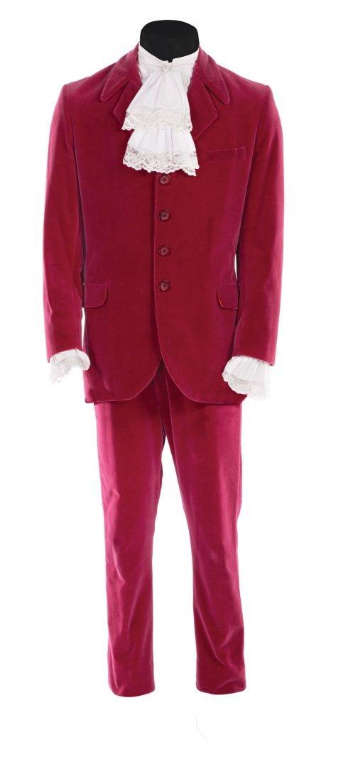 16: Austin Powers: The Spy Who Shagged Me velvet suit