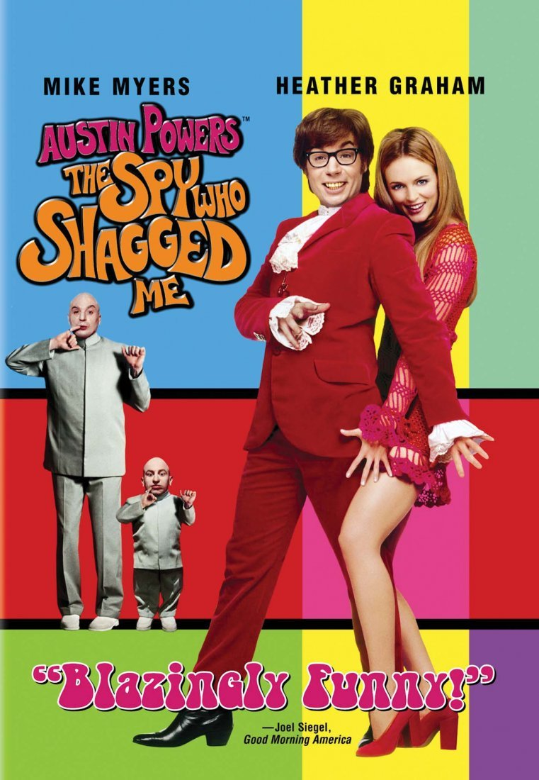 16: Austin Powers: The Spy Who Shagged Me velvet suit - 2