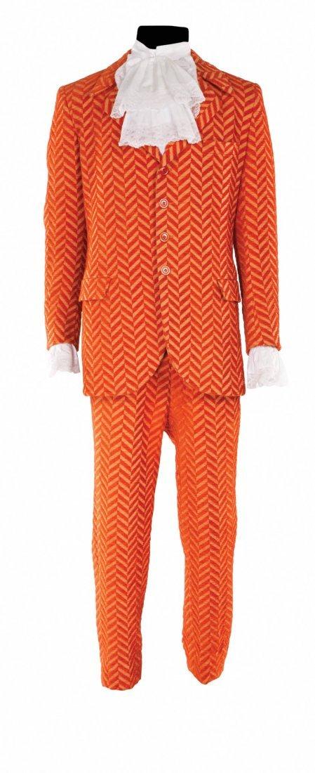 "18: Myers ""Austin Powers"" orange costume in Goldmember"