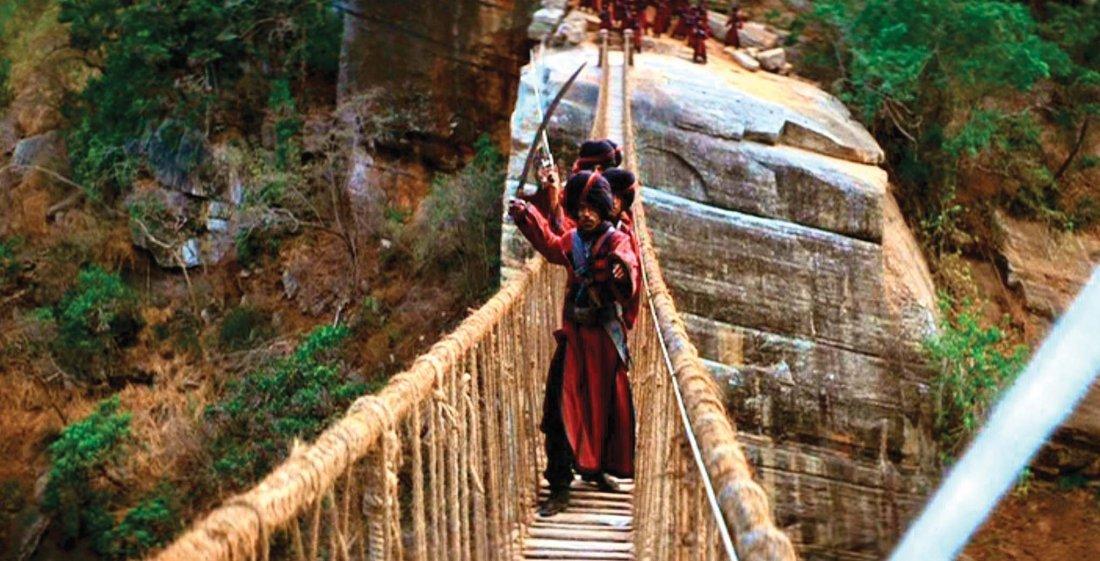 235: INDIANA JONES & THE TEMPLE OF DOOM THUGGEE COSTUME - 2