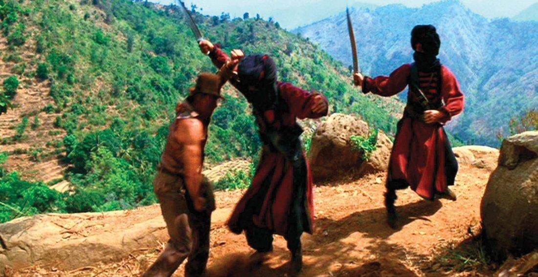 235: INDIANA JONES & THE TEMPLE OF DOOM THUGGEE COSTUME - 3