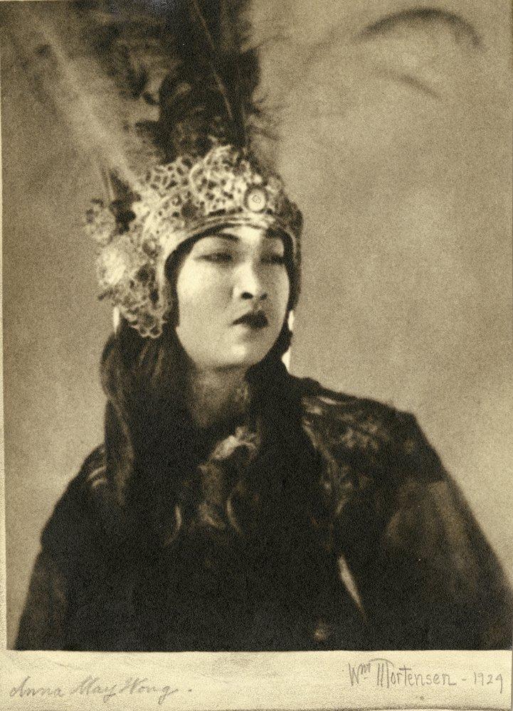 1: THIEF OF BAGDAD PORTRAITS OF ANNA MAY WONG