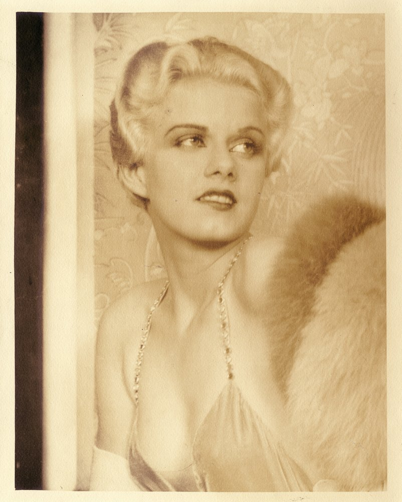 2: HELL'S ANGELS PORTRAITS OF HARLOW BY MORTENSEN