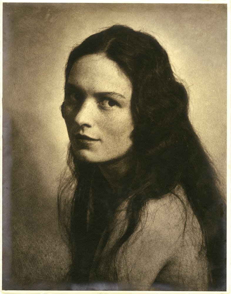 5: PORTRAIT OF FEMALE SUBJECT BY WILLIAM MORTENSEN