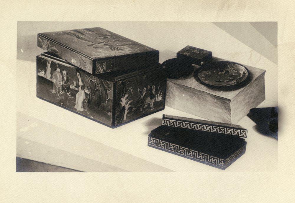 18: RUBAIYAT OF OMAR KHAYYAM ART STUDY BY MORTENSEN