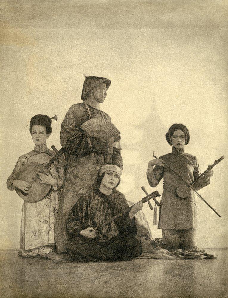 21: RUBAIYAT OF OMAR KHAYYAM ART STUDIES BY MORTENSEN