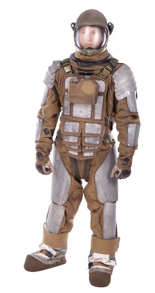 """417: FIREFLY """"CAPTAIN MALCOLM """"MAL"""" REYNOLDS"""" SPACESUIT"""