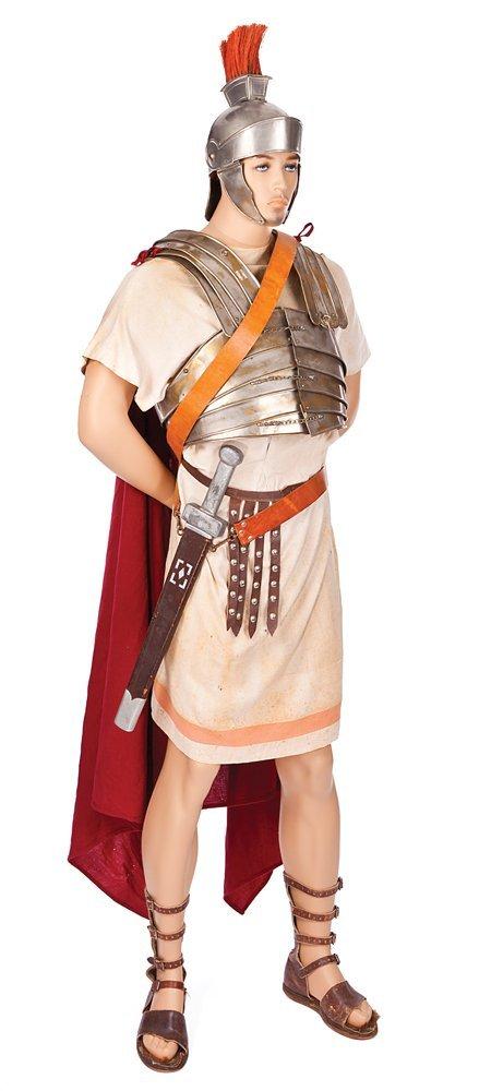 596: BEN-HUR COMPLETE ROMAN SOLDIER COSTUME