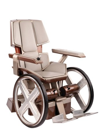 For Auction 888 Professor Xavier Wheelchair Used In X Men Films 0888 On Jul 31 2012 Profiles In History In Ca