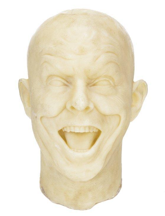 """Jack Nicholson as """"The Joker"""" head from Batman sculpted"""