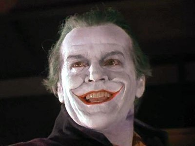 """Jack Nicholson as """"The Joker"""" head from Batman sculpted - 4"""