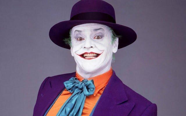 """Jack Nicholson as """"The Joker"""" head from Batman sculpted - 5"""