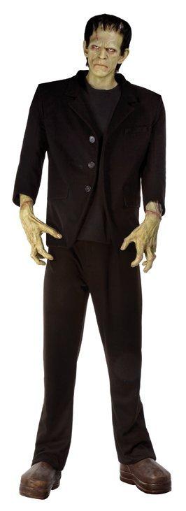 Henry Alvarez's final waxwork figure: the 8 foot tall