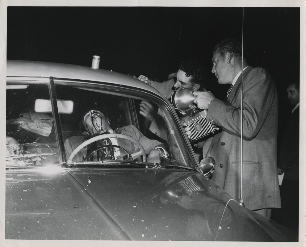 Los Angeles gangster Mickey Cohen gangland slaying - 5