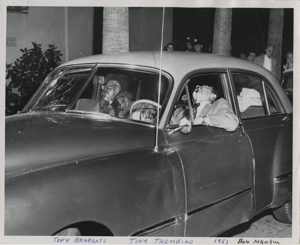 Los Angeles gangster Mickey Cohen gangland slaying - 6
