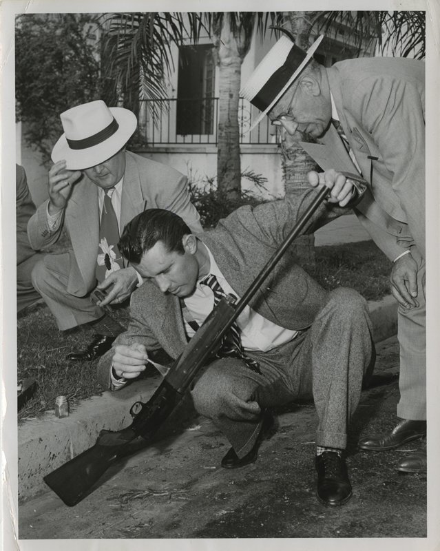 Los Angeles gangster Mickey Cohen gangland slaying - 7