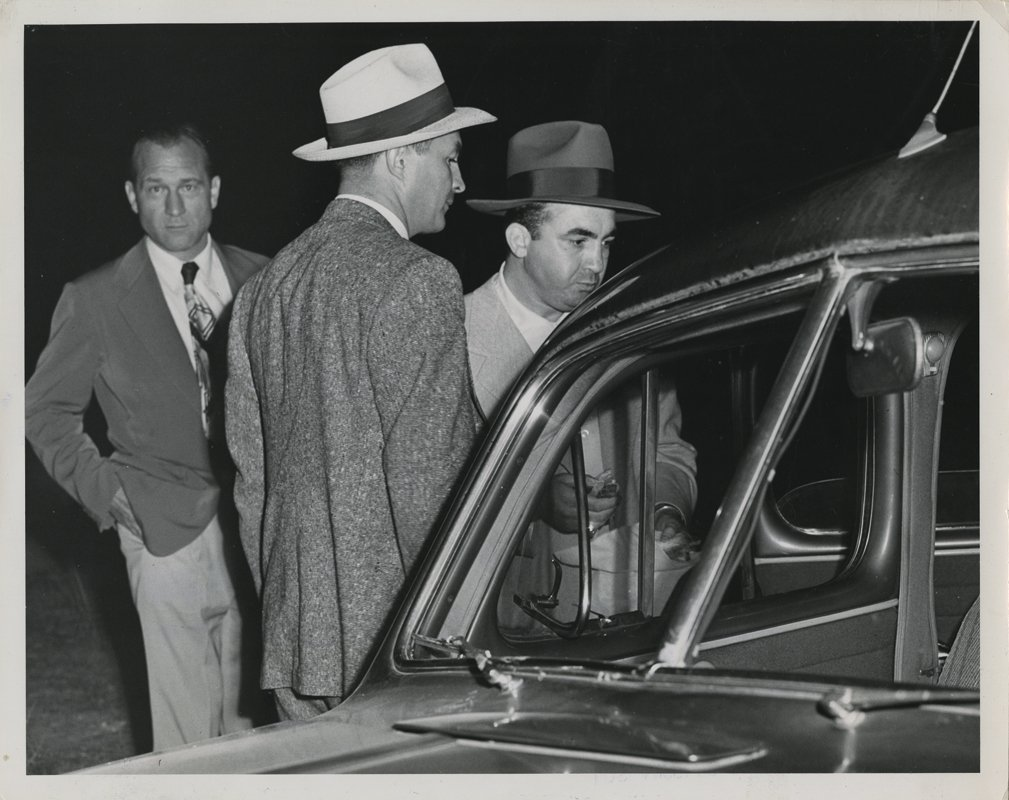 Los Angeles gangster Mickey Cohen gangland slaying - 8