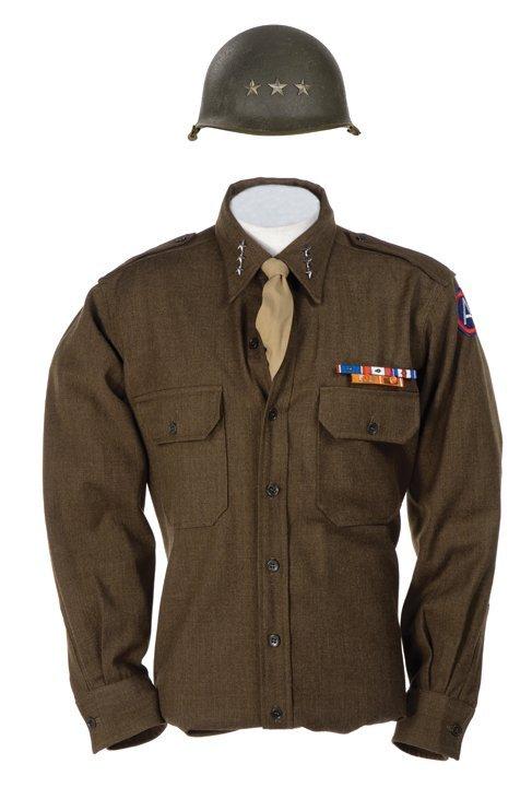 "George C. Scott ""General Patton"" military uniform and"
