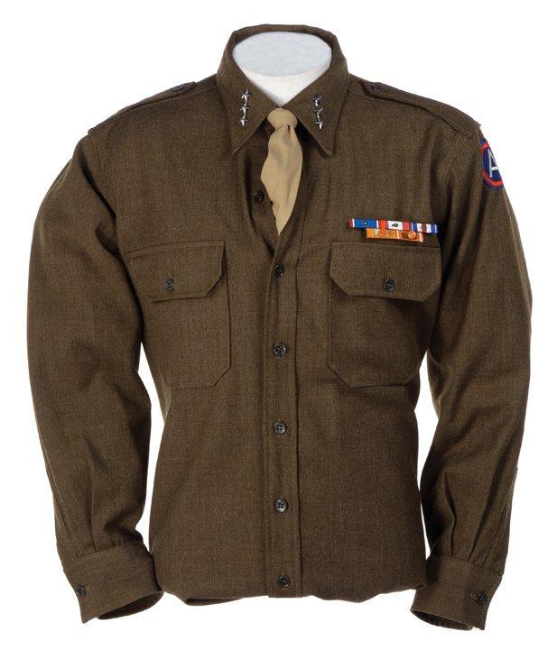 "George C. Scott ""General Patton"" military uniform and - 2"