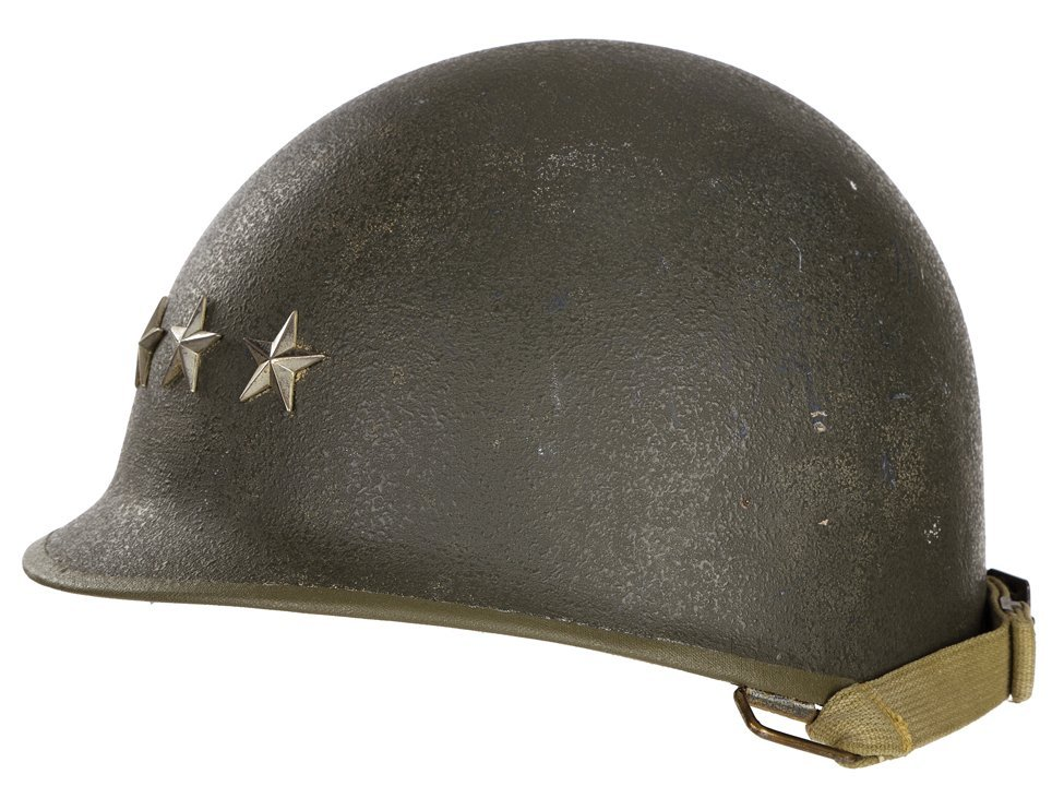 "George C. Scott ""General Patton"" military uniform and - 6"