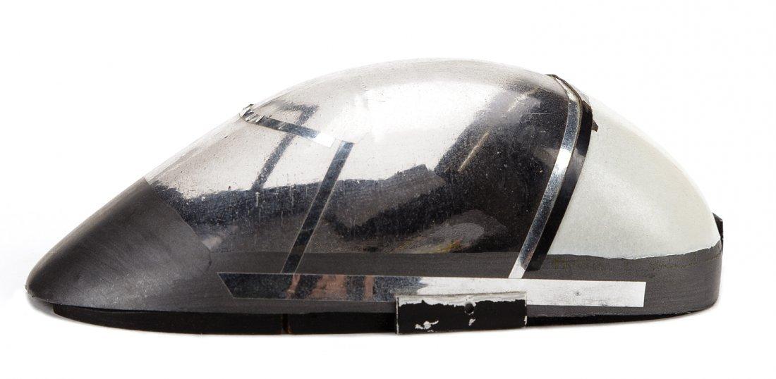 Miniature domed city tram car from Logan's Run.