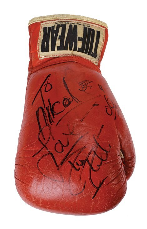 "Sylvester Stallone ""Rocky Balboa"" screen-used boxing - 3"