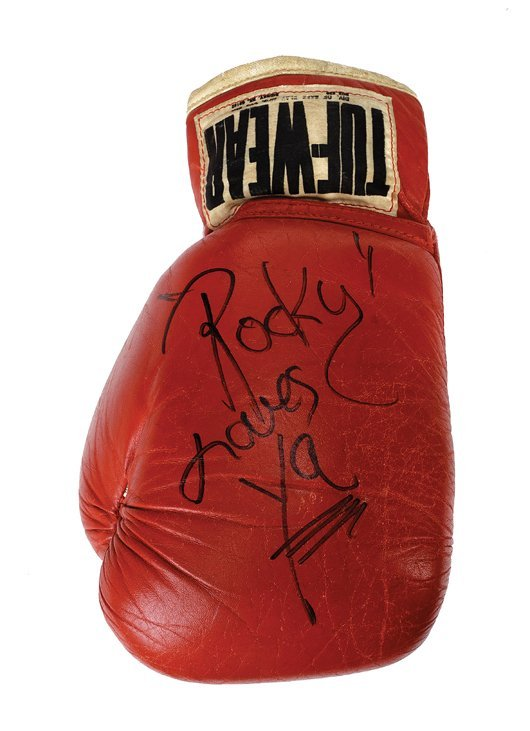 "Sylvester Stallone ""Rocky Balboa"" screen-used boxing - 4"
