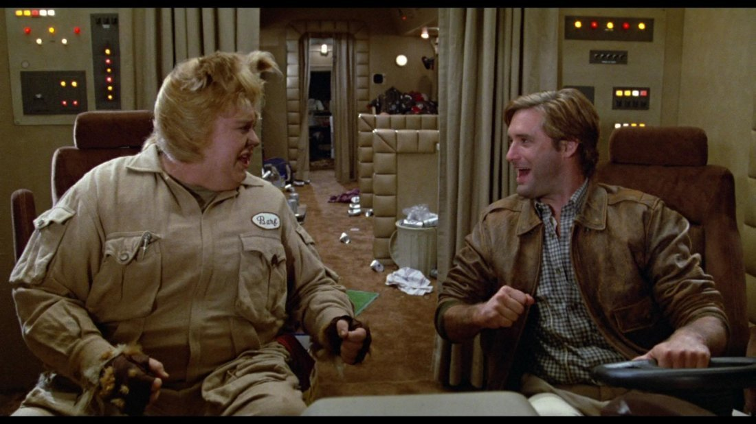 """John Candy """"Barf"""" jumpsuit costume from Spaceballs. - 4"""