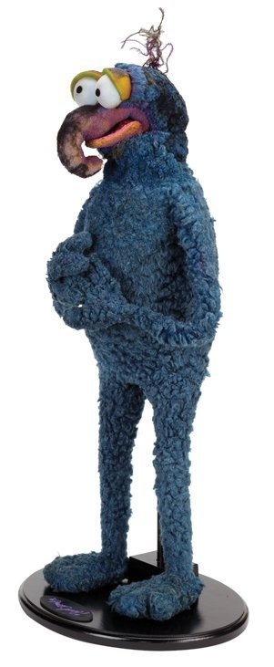"""""""Gonzo"""" screen-used puppet from Muppets from Space. - 2"""