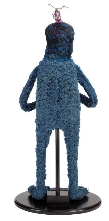 """""""Gonzo"""" screen-used puppet from Muppets from Space. - 3"""