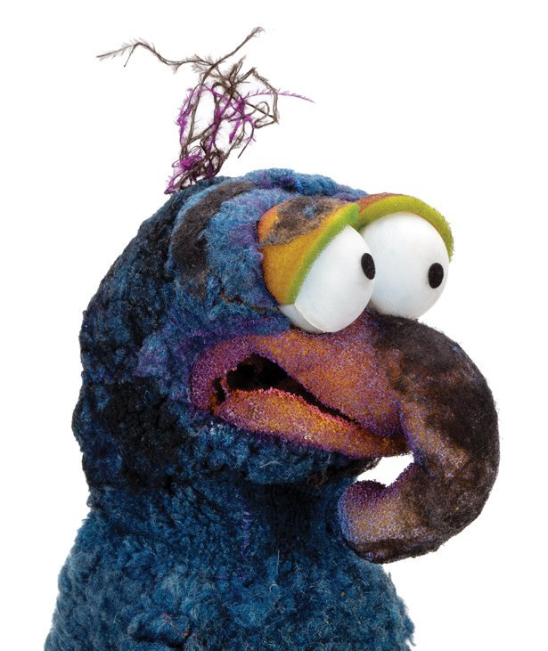 """""""Gonzo"""" screen-used puppet from Muppets from Space. - 4"""
