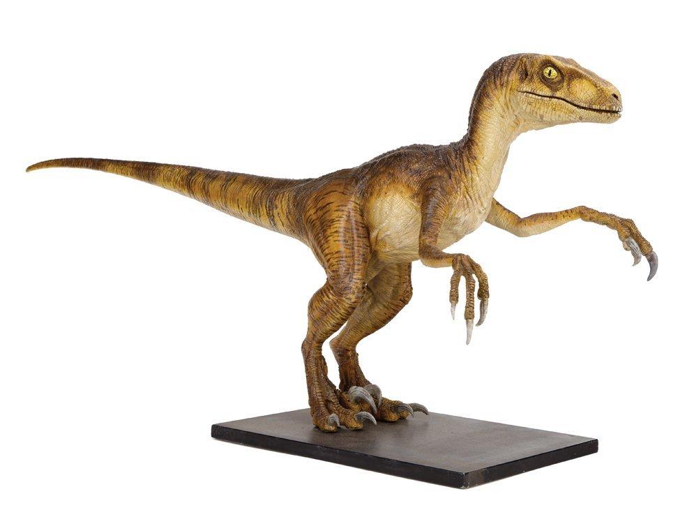 """Jurassic Park """"Velociraptor"""" maquette. - 2"""