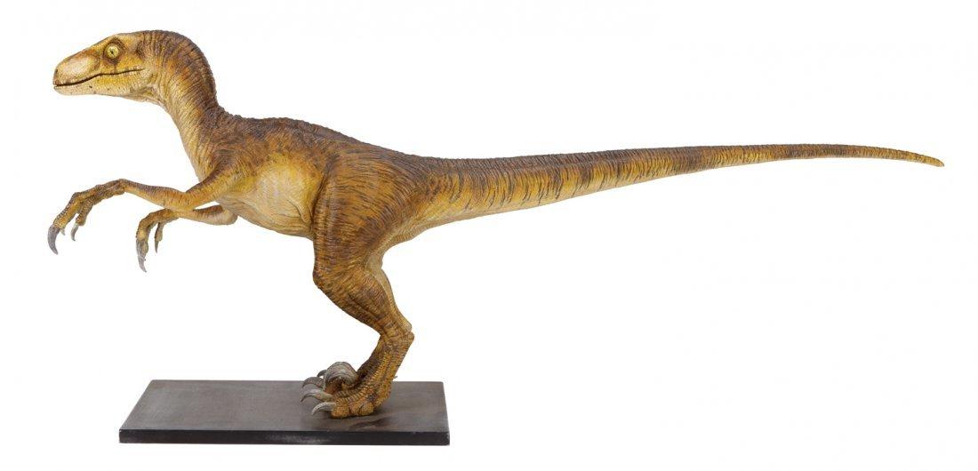 """Jurassic Park """"Velociraptor"""" maquette. - 3"""