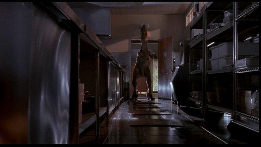 """Jurassic Park """"Velociraptor"""" maquette. - 5"""