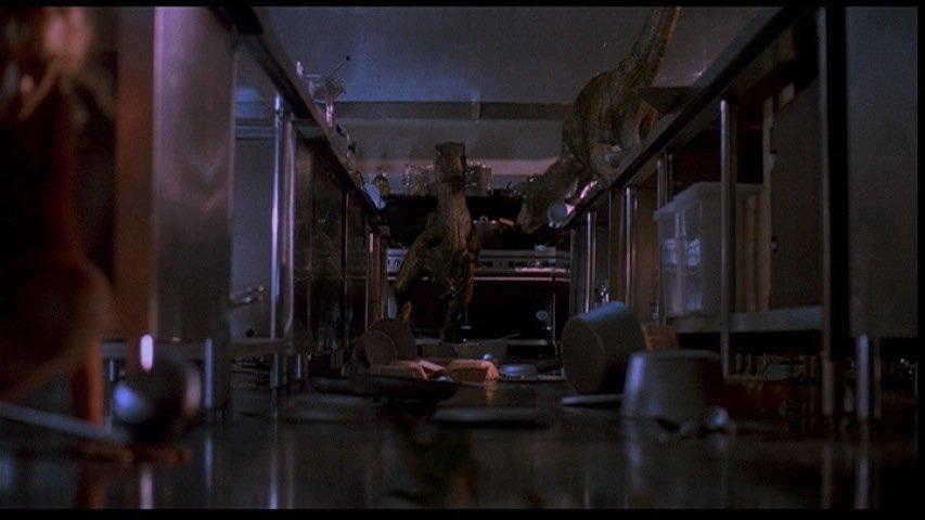 """Jurassic Park """"Velociraptor"""" maquette. - 6"""