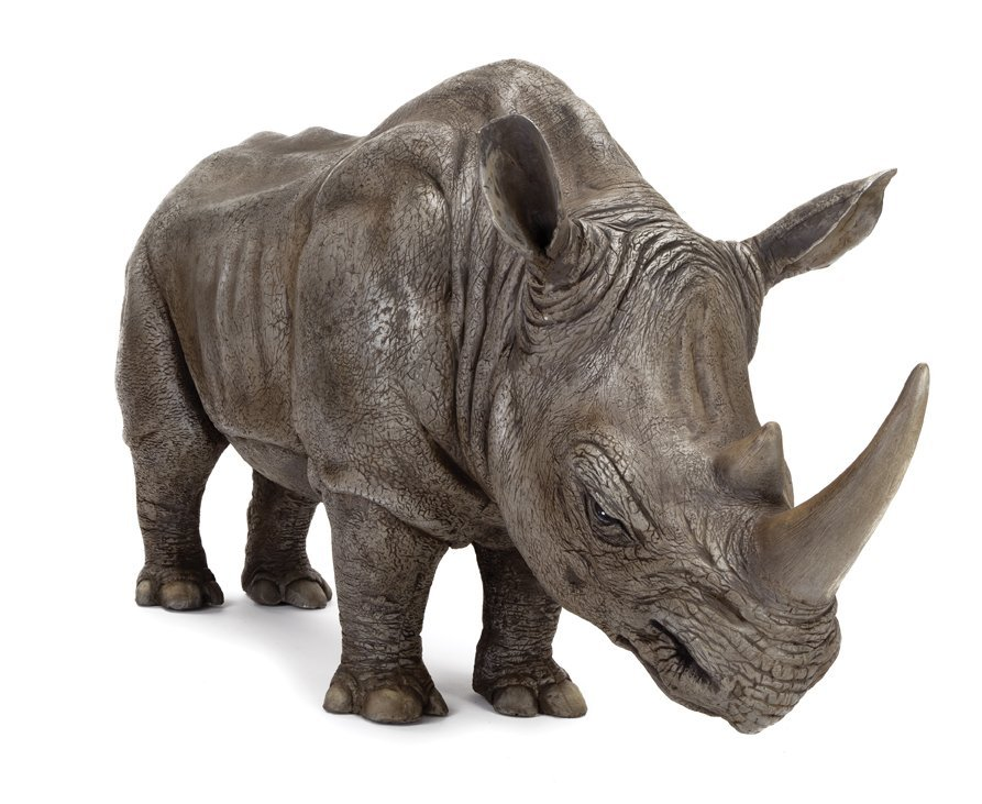 Jumanji Rhinoceros Maquette