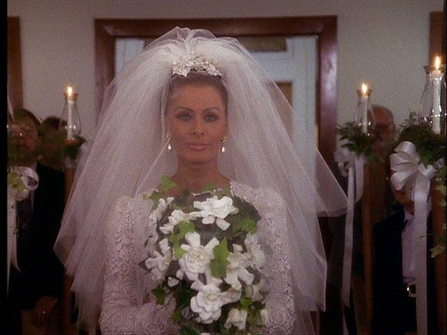 "Sophia Loren ""Maria"" screen-worn wedding dress by Nolan - 2"