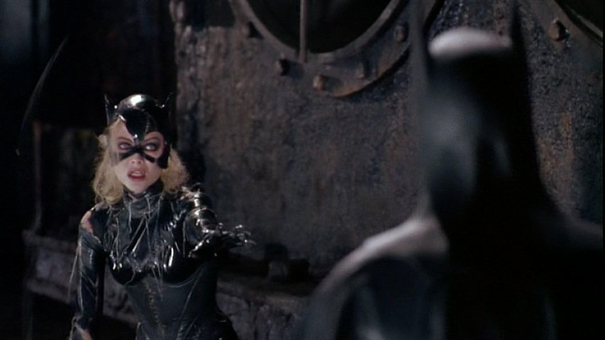 "Michelle Pfeiffer stage 2 ""Catwoman"" cowl from Batman - 6"