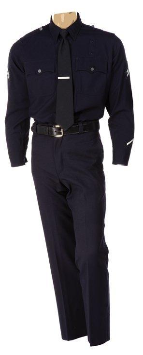 """Colin Farrell """"Jim Street"""" L.A.P.D. uniform from"""
