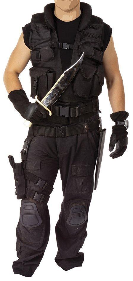 Gunner Jensen tactical ensemble from   The