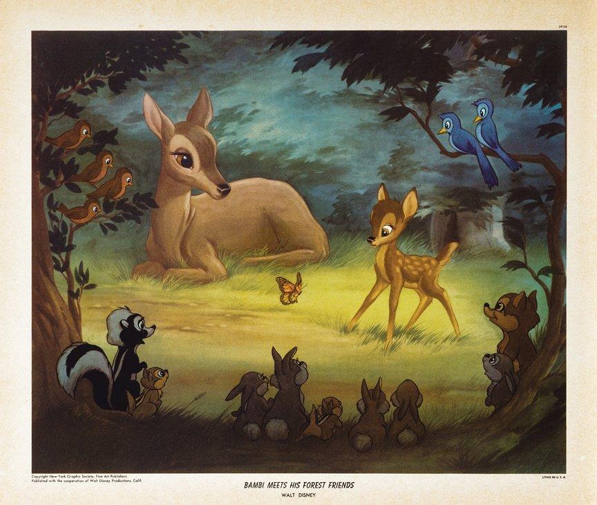 New York Graphic Society Walt Disney (4) original - 7