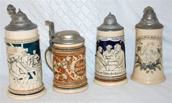 """14: Early Stein Collection Includes (1) #1400 """"""""Hopfru"""
