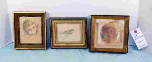 Paintings by R Moore