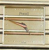 59A: Piaget watch-18kt gold