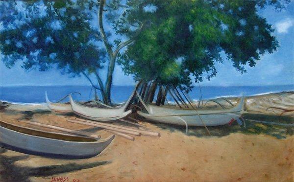3: Panorama Pantai