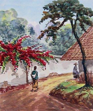 6: Six Indonesian Sceneries