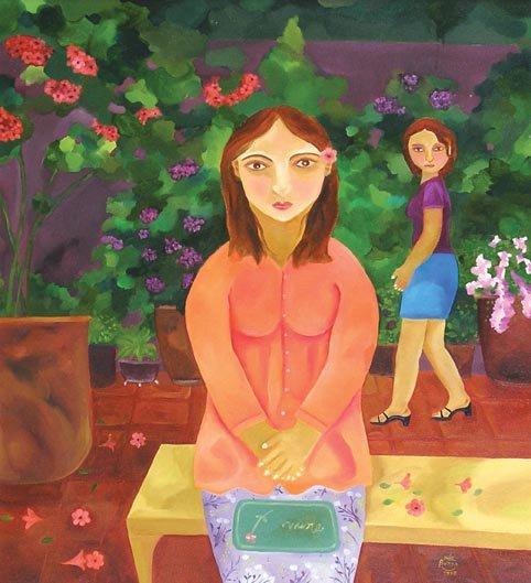 202: In The Garden