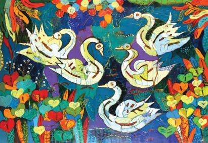 713: Swans