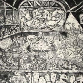 1001: Tisna Sanjaya  Pesta Pencuri